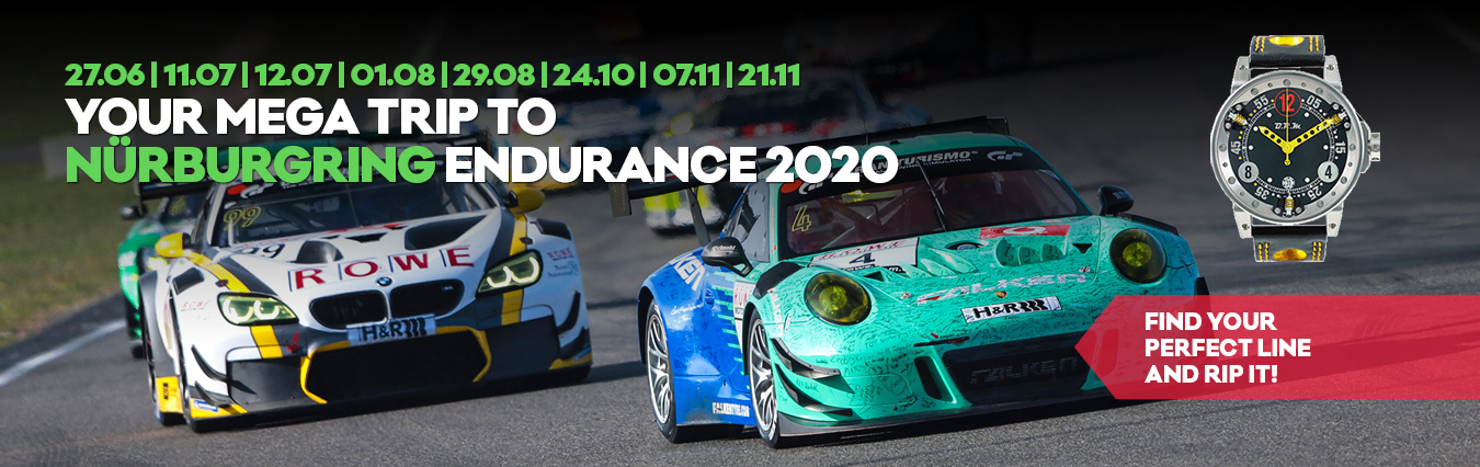Nürburgring Endurance Race Series 2020